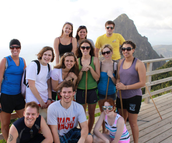 St Lucia Land Excursions