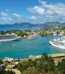 St Lucia Shore Excursions